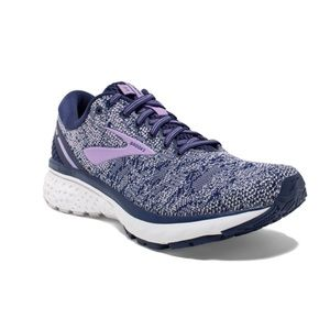 Brooks ghost 11 purple running shoes
